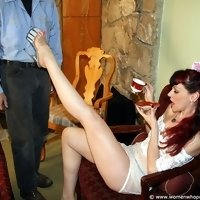 Domestic servant punished