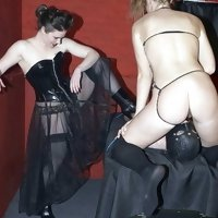 Mistress Noelle and Sarah - 15 high res pics